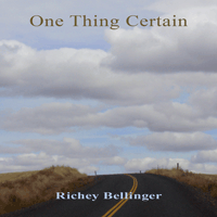 one thing certain cd cover
